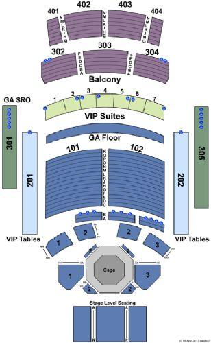 Hard rock casino seating chart erkal jonathandedecker com