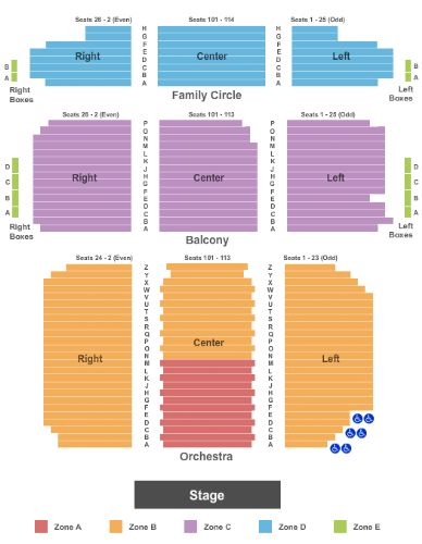 The kimmel center merriam theater tickets and the kimmel center