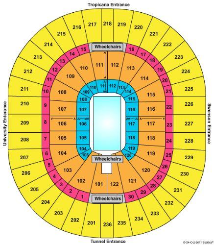 thomas-mack-center-ice-show-13275 Thomas And Mack Center Seating Chart
