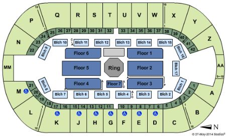 Tingley coliseum tickets and tingley coliseum seating chart buy