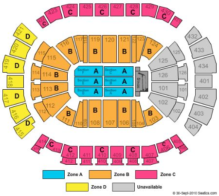 toyota center floor seating chart. Black Bedroom Furniture Sets. Home Design Ideas