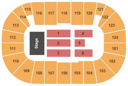Tsongas arena tickets and tsongas arena seating chart buy tsongas