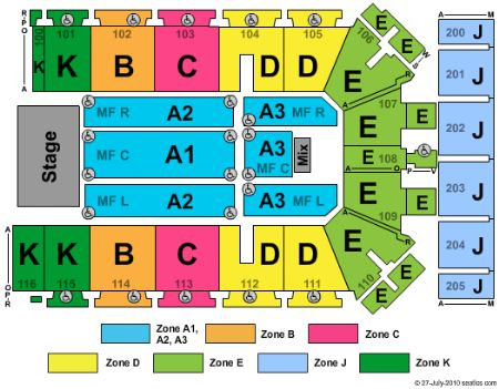 Tyson events center gateway arena tickets and tyson events center