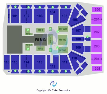 Tyson Events Center Gateway Arena Tickets And Tyson Events