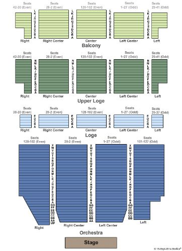 19 Luxury United Palace theatre Seating Chart