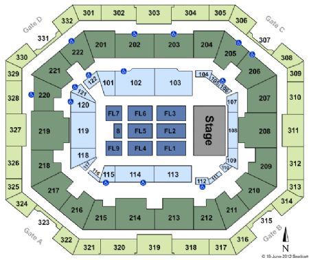 Usf sun dome seating chart hobit fullring co