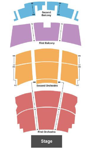 UT Tyler Cowan Center Tickets and UT Tyler Cowan Center Seating ...