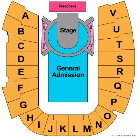 Vanderbilt Stadium Tickets And Vanderbilt Stadium Seating Chart