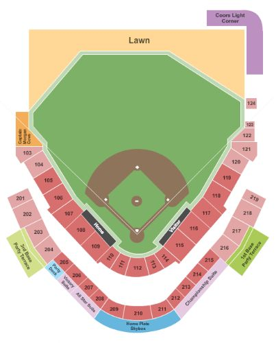 Victory field tickets and victory field seating chart buy victory