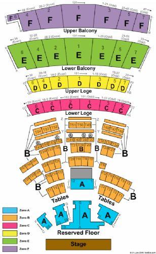 Warfield tickets and warfield seating chart buy warfield san