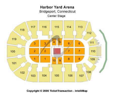 Webster Bank Arena At Harbor Yard Tickets And Webster Bank