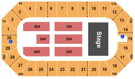 Wings stadium tickets and wings stadium seating chart buy wings