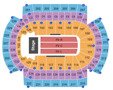 Xcel energy center tickets and xcel energy center seating chart